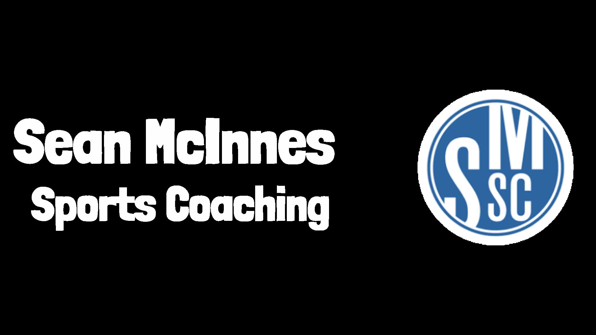 Sean Mcinnes Sports Coaching